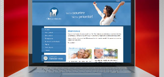Website Dental Office